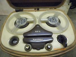 AEG Magnetophon KL 25