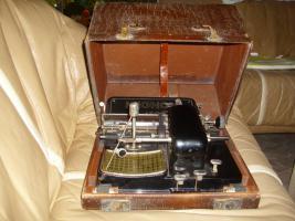 AEG Mignon Schreibmaschine Model 4 (ab 1934 )