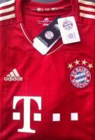 Foto 2 ALABA 27 FC Bayern Heimtrikot 2013, neu, orignal Beflockung, originalverpackt