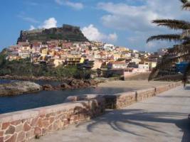Promenade unterhalb der Residenze Monte Marine