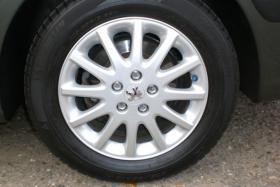 ALU-Felgen 7Jx16/ Lk 5x108/  für Peugeot, Volvo, Ford uvm.