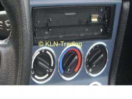 Foto 4 ALU Tacho- und Lüftungsringe für BMW e36 (7 Ringe)