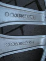 Foto 2 AMG Felge 19 Zoll 8,5Jx19 Et30 Styling 4 zweiteilig E-Klasse SLK