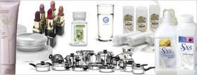 AMWAY Produkt Verkauf