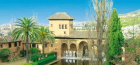 ANDALUSIEN RUNDREISE, Sternfahrt - Andalusien entdecken