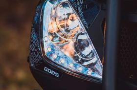 Foto 4 ATV Neufahrzeug Goes Iron EFI 4x4 + Schneeschild zum Aktionspreis