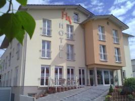 Hotel Ackermann/Ansicht 01.07.2012
