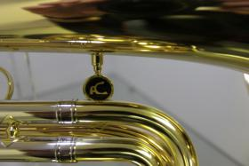 Foto 3 A. Courtois Sergei Nakariakov Profiklasse Flügelhorn, Mod. 156NR, Neuware inkl. Koffer