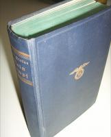 A. Hitler ''Mein Kampf'' original von 1933