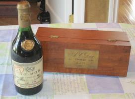 A.e. Dor Nr. 1 Age d'Or 1893 Cognac