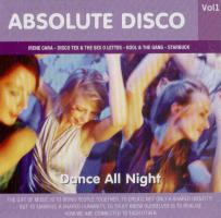 Absolute Disco - 3 CDs