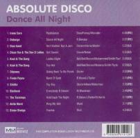 Foto 2 Absolute Disco - 3 CDs