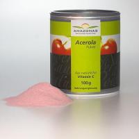 Acerola, das natürliche Vitamin C