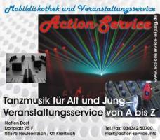 Actionservice-Leipzig, Mobildiskothek & Veranstaltungsservice