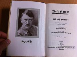 Adolf Hitler - Mein Kampf Ausgabe 1939 - 419.-423. Auflage