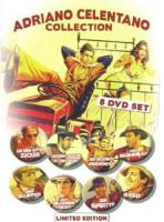 Adriano Celentano Collection - 8 Filme auf 8 DVDs