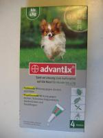 Advantix Zeckenschutz Zeckenmittel