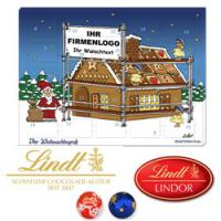 Foto 3 Adventskalender Schokolade