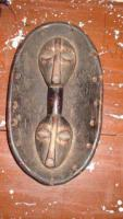 Afrikanische Stammesfiguren aus dem Kongo