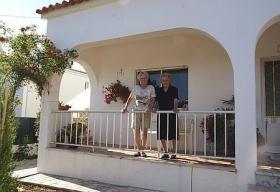 Foto 2 Algarve, Ferienwohnung Privat Preiswert, Sonnenterrasse