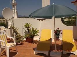 Foto 4 Algarve, Ferienwohnung Privat Preiswert, Sonnenterrasse