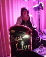 DJ- Duo Sax-live