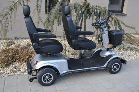 alpenmobil tandem elektrisches altersgerechtes. Black Bedroom Furniture Sets. Home Design Ideas