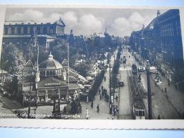Alte Ansichtskarte von Hannover
