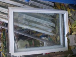 Foto 2 Alte Holzfenster OHNE Rahmen zu verschenken!