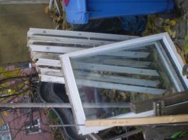 Foto 3 Alte Holzfenster OHNE Rahmen zu verschenken!