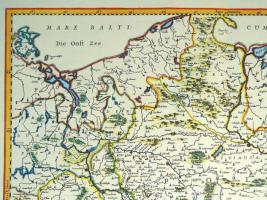 Foto 2 Alte Karte von Polen 1640 (B040)