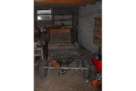 Foto 2 Alte Kutsche zum Ausschlachten oder Wiederaufbau