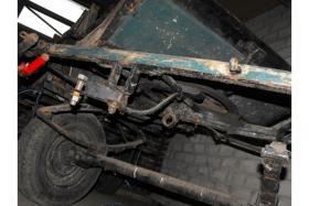 Foto 4 Alte Kutsche zum Ausschlachten oder Wiederaufbau