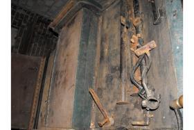 Foto 5 Alte Kutsche zum Ausschlachten oder Wiederaufbau