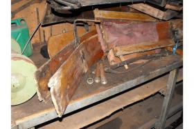 Foto 6 Alte Kutsche zum Ausschlachten oder Wiederaufbau