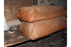 Foto 7 Alte Kutsche zum Ausschlachten oder Wiederaufbau