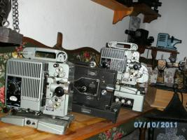 Foto 3 Alte - Film - Projektoren