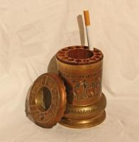 Alter Zigarettenspender wie Fotos