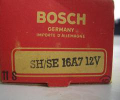 Altes Relais Bosch ( ca 40 Jahre) neuwetig