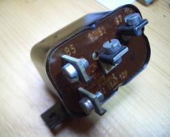 Foto 2 Altes Relais Bosch ( ca 40 Jahre) neuwetig