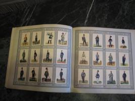 Foto 3 Altes Uniformen Alben der alten Armee . Rarität .