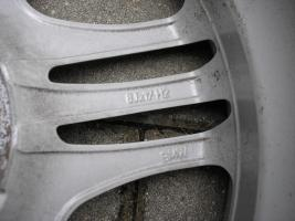 Foto 4 Alufelgen 8J x 17 Zoll + Reifen 225/45 ZR17 94V Original BMW E46