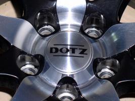 Foto 3 Alufelgen Dotz Shuriken 7J x 16 Zoll inkl. Reifen