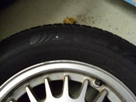 Foto 3 Alufelgen mit Reifen