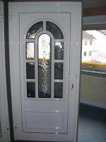 Foto 3 Aluminium Haustüre