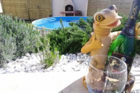 Am Meer in Kroatien Haus mit Garten, Pool, Grill zum Alleinnutzung