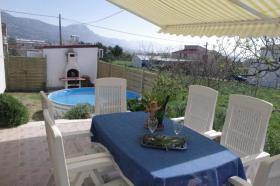 Foto 3 Am Meer in Kroatien Haus mit Garten, Pool, Grill zum Alleinnutzung