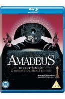 Amadeus [Blu-ray] [UK Import]