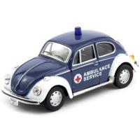 Foto 2 Ambulance Service Cararama VW Beetle