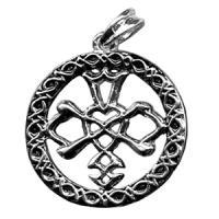 Amulett CELTIC WEDDING KNOT Kettenanhänger Anhänger